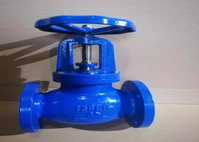 Non Rising Stem Cast Iron Gate Valve Body DIN3352-F5 Standard Approved