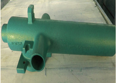 Vertical Ductile Iron Pipe Mechanical Joint Fittings For Water Drains