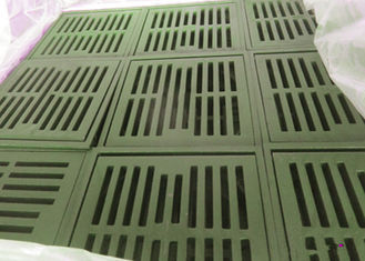 Automatic Line Roof Drain Grate Square 12*16 Inches  Long Working Life