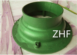 Industrial Cast Iron Drainage Fittings Moderate Weight Easy Installation