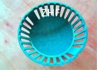 "China Industrial 13"" Round Dome Strainer With Solid Top Conforms To  ASTM A48 48M-03 factory"