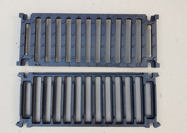 China High Performance Cast Iron Trench Drain Grates Easy To Maintenance factory