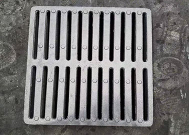 China Commercial  Cast Iron Storm Drain Grates Heat Resistant Long Working Life factory