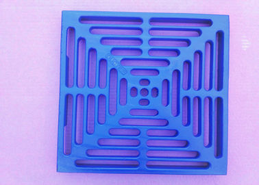 China Blue Ductile Iron Channel Grating Customized Color And Size Available factory