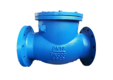 China Heavy Duty Cast Iron Valve Durable Corrosion Resistant Long Working Life distributor