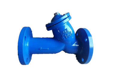 China Low Pressure Cast Iron Valve Flanged Float Ball Check Valve factory