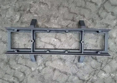 China Industrial  Sturdy Ductile Iron Channel Grating Assembly With Grates distributor