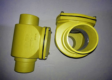 China Low Pressure Ductile Iron Valve Box Thread Connected  3 - 8 Inches Customized distributor