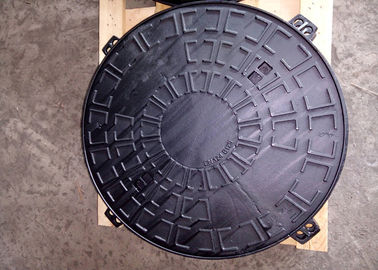 China Durable Ground  Metal Drain Cover Corrosion Resistant Long Working Life Customized Product factory