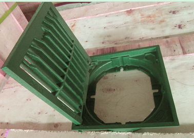 China Professional Cast Iron Floor Drain Grates Storm Drain Covers Cast Iron factory