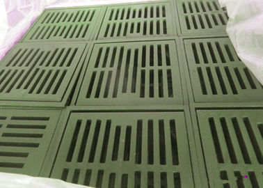 China Automatic Line Roof Drain Grate Square 12*16 Inches  Long Working Life distributor