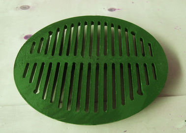 China High Strength Cast Iron Grate Commercial Outdoor Drain Cover Cast Iron factory