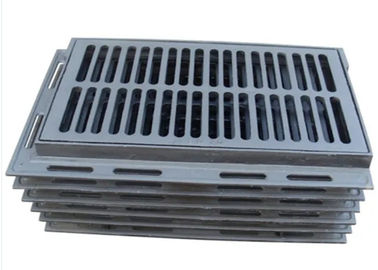China Heavy Duty Cast Iron Grate Square High Strength Cast Iron Drain Cover distributor