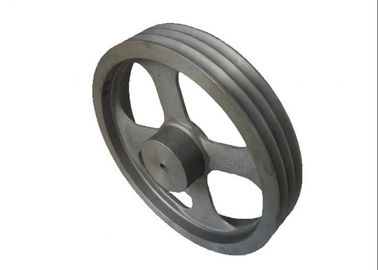 China Black Oxide Surface V Belt Pulley Sand Mold Casting Easy To Assemble factory