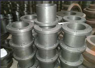 China Durable Cast Iron Pump Parts With Flange Corrosion Resistant ASTM Approved distributor