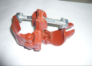 China Ductile Iron Casting Parts Double  Sleeve Coupler For Construction Building distributor