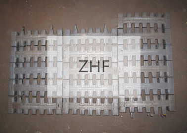 China Sand Casting Cast Iron Counterweight Floor Drains Ribs Perforated Strainer distributor