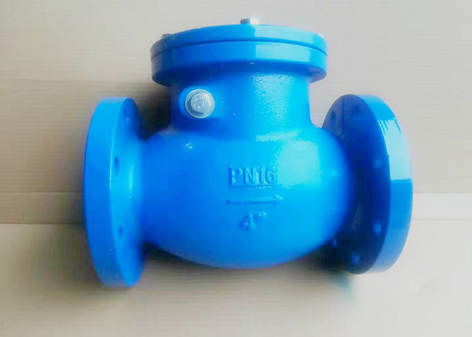 Automatic Cast Iron Valve 4 Inches   En12334 Certificated Dn40 - DN300